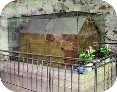 The casket of Qing Empress Dowager Cixi 慈禧太后.