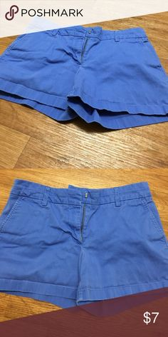 Women's shorts 97% cotton. Worn, but in really good condition 😊 Shorts