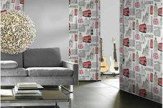 Vous traverserez la manche en parant vos murs de ce Papier peint London. entre Big ben et bus anglais, vous voyagerez ! Idéal pour un bureau, un salon British ou une chambre d'ado !  http://www.declikdeco.com/p-papier-peint-london-47972-2845.html
