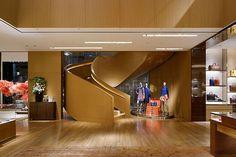 Louis Vuitton store, Tokyo – Japan