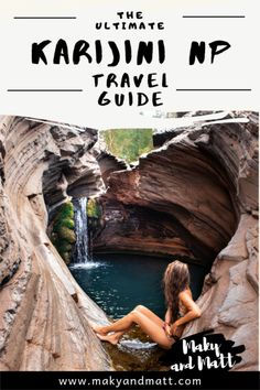 Karijini National Park -one of the most spectacular national parks in Western Australia. Here is When to go, What to see and how long do you need for visit. Perth Western Australia, Visit Australia, Australia Travel, Queensland Australia, Places To Travel, Places To See, Australian Road Trip, Travel Photography, Ocean Photography