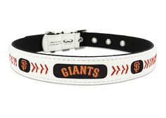 San Francisco Giants Dog Collar - Small