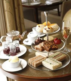 Afternoon Tea at The Bingham, Richmond. £40 - AfternoonTea.co.uk