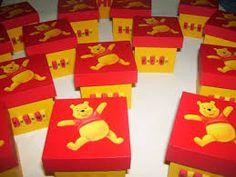 Resultado de imagen para mesas de cumpleaños de winnie pooh