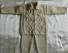 Baby Aran Set FREE Crochet Pattern