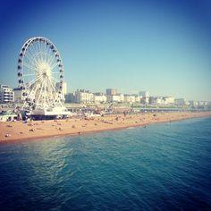 Brighton Pier September