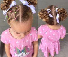 Peinados para niñas - Consulta nuestras propuestas para el verano. #cabello #trenzas #ideas #decoración #hair