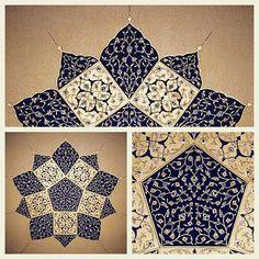 Art: Esther Özmen  Klöti  #instaartist #instaart #art #artist #excellent #sanat #tasarım #tezhibsanatı #tezhip #design #detay #detail #islamicart #artwork