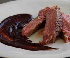 Kalbs-T-Bone-Steak, Sous Vide - (Chuletón de ternera)