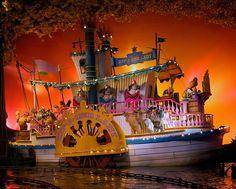 Walt Disney World - Magic Kingdom - Splash Mountain