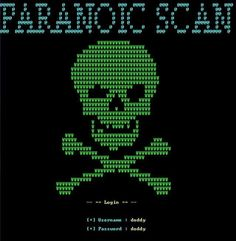 ParanoicScan - Vulnerability Scanner for Hackers Best Hacking Tools, Hacking Books, Learn Hacking, Life Hacks Computer, Computer Science, Computer Tips, Web Security, Website Security, Apocalypse
