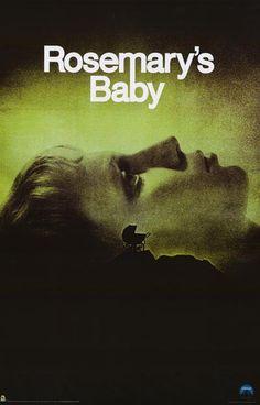 Rosemary's Baby Roman Polanski Movie Poster 24x36 – BananaRoad