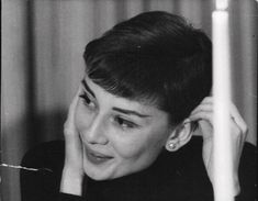 "ladyaudreys: ""Audrey Hepburn """