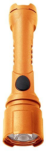 Bright Star 60102 WorkSAFE Intrinsic Razor 3 AACell LED Flashlight  90 Lumens 170m Beam Distance 22 Hours Run Time Safety Orange *** You can get more details by clicking on the image. (This is an affiliate link) #LightsandLanterns