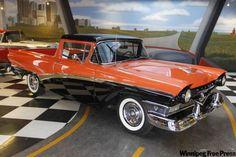 1957 Mercury Meteor Ranchero / Canada