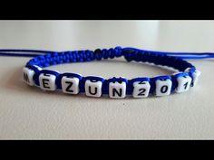 bileklik yapimi/ DiY bracelet / Плетем браслет идея на выпускной - YouTube