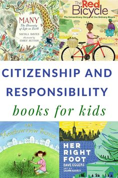 Books about citizenship for kids