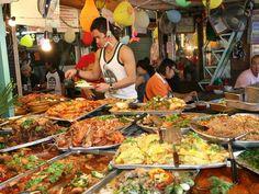 The street food heaven #Hanoi