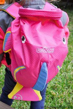 Trunki Paddlepak   Top Travel Gear for Kids   Wit & Wander