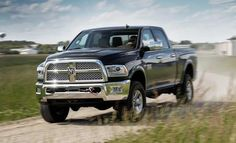 Full review of Ram's new ground pounder, which offers more off-road ability, a 6.4-liter Hemi V-8, and some neat stickers. See photos and read the review of the new Power Wagon at Car and Driver.