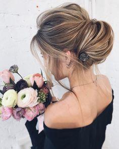 Long wedding updo hairstyles from tonyastylist #weddingupdos #weddinghairstyles #bride #wedding ❤️ http://www.deerpearlflowers.com/chic-wedding-hair-updos-for-elegant-brides/