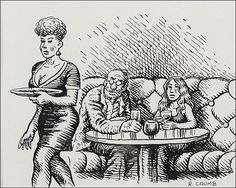 robert crumb sketches - Google Search