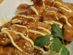 鶏むねの甘酢煮の画像
