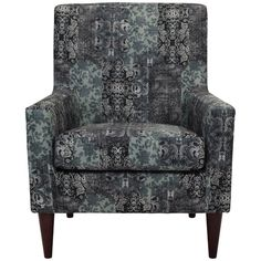 Classic style elements with a contemporary twist make this Cadwell Arm Chair a great addition to almost any room. The Cadwell Arm Chair is made with quality, comfort and modern style in mind. Embellish your room with the clean lines and contemporary materials.
