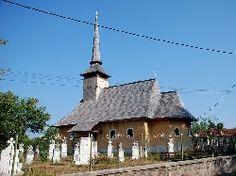Biserica de lemn din Fanate Home Fashion, Cabin, House Styles, Home Decor, Decoration Home, Room Decor, Cabins, Cottage, Home Interior Design