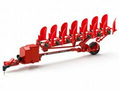 The RC Vogel & Noot Reversible Plough from the Siku RC Tractor range - A wide range of Siku Diecast Models at Wonderland Models. Rc Tractors, Rc Radio, Led Manufacturers, Diecast Models, Radio Control, Remote, Wonderland, Range, Sweet