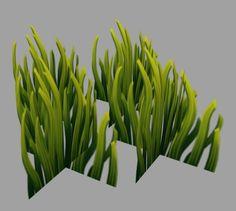 Grass planes