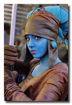 Twi'lek Jedi - Star Wars