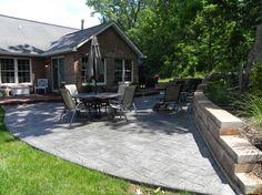 Stamp Concrete Patio Design Ideas, Pictures, Remodel, and Decor - page 15