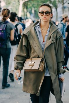 FWPE16 Street Looks at Paris Fashion Week Spring/Summer 2016 66