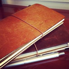 My latest review - Midori Traveler's Notebook
