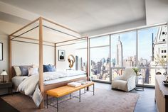 Gisele Bundchen and Tom Brady's New York condo by Thomas Juul-Hansen