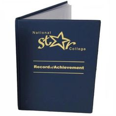 Record of Achievement Folders