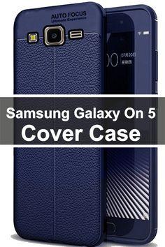 8c1343545e4 Amagav TPU Flexible Shock Proof Samsung Galaxy On 5  On5 Pro Back Cover