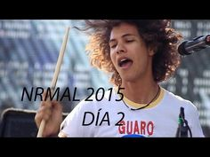 Festival NRMAL 2015 - Día 2 - YouTube
