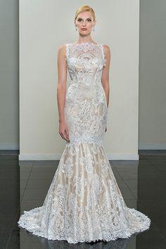 Wedding gown by Yumi Katsura