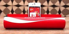 Coca-Cola FM | Magazine Amplifier | feel desain