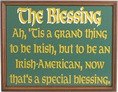 The 2nd largest St Patrick's Day celebration in the country happens near me & people spend weeks making their plans. As a redhead & someone with Irish in my life, I also appreciate that I'm American, so I am doubly blessed. My you all be blessed!