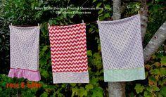 Rose & Odin: Visions of Sugarplums {Riley Blake Flannel Showcase Blog Hop} #rileyblakedesigns #flannel #pillowcase #christmas