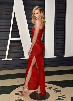 Karlie Kloss | Vanity Fair After Party | Oscars '17