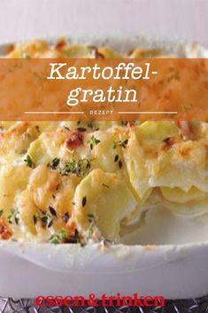 Would you like potato gratin? We have the best recipe! Would you like potato gratin? We have the best recipe! Crock Pot Recipes, Stew Meat Recipes, Keto Crockpot Recipes, Hamburger Meat Recipes, Potato Recipes, Pork Recipes, Cooker Recipes, Vegetarian Recipes, Healthy Recipes