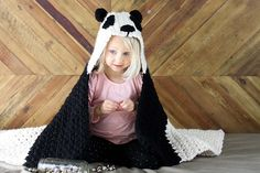 Awww..... please hold on a moment while I die of the cuteness. Seriously, though, this is just such an incredibly cute project and brilliant idea. I know that children of all ages are going to want this one.  Jess Copporn of Make & Do Crew has designed this project using Lion Brand Wool-Ease T