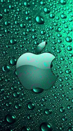 Reddit - iWallpaper - A rainy Apple day