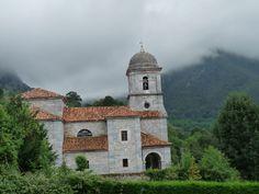 Iglesia de Oseja de Sajambre - Oseja de Sajambre - Wikipedia, la enciclopedia libre