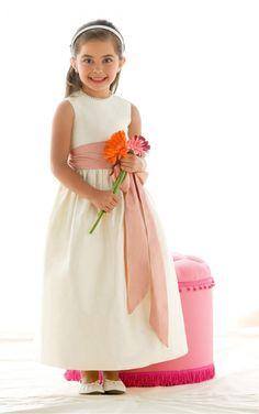 Ivory A-line Ankle-length Jewel Dress [Dresses 9470] - $50.00 : - KissPromGirl.com
