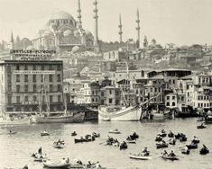 İstanbul'un görmediğiniz tarihi kareleri